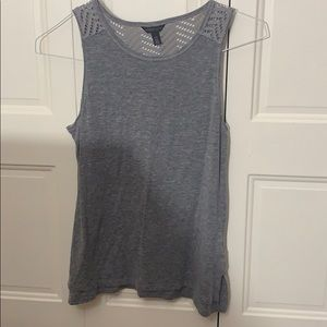 Aeropostale Grey Tank Top